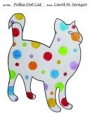 2021-carol-serazio-polka-dot-cat