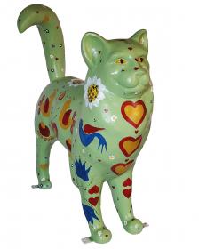 2021-18-carol-m-serazio-polish-folk-art-cat-1